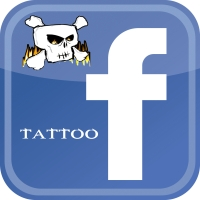 facebook links tattoo